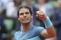 Nadal dosiahol v druhom kole na Roland Garros 200. grandslamový triumf