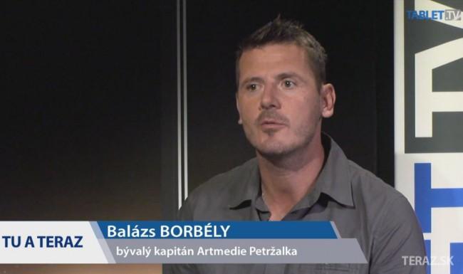 BALÁZS BORBÉLY: Rád spomínam na Weissa, obdivujem Kozáka i Zidaneho