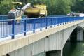 Rekonštrukcia mosta nad Ružínom postupuje podľa plánu