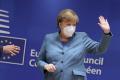 Merkelová pozvala Bidena na návštevu Nemecka