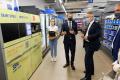 TOMRA sa stala dodávateľom recyklomatov pre Tesco na Slovensku