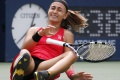 WTA v Kuang-čou pozná prvé finalistky
