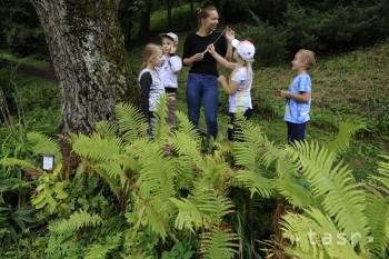 V BBSK sa do zážitkových programov lesnej pedagogiky zapojilo 13 MŠ
