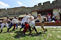 Pod hradom Beckov sa bojovalo