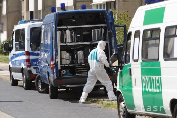 Nemecká polícia zasiahla proti salafistickému spolku v Hildesheime