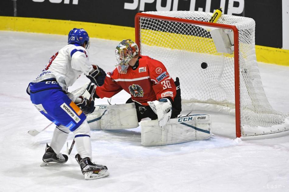 a5939e5cc6cd7 VIDEO: Slováci zakončili turnaj hladkým triumfom nad Rakúskom