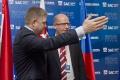 Sobotka pripúšťa vzájomnú podporu so SR pri presídľovaní agentúr EÚ