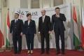 Krajiny V4 sa obrátili na EÚ vyhlásením po schôdzke premiérov