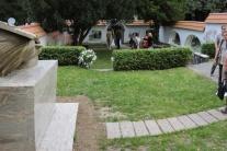 Odhalenie busty Chavivy Reikovej