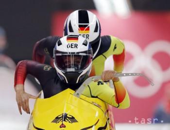 ZOH: V ženských dvojboboch vedú po dvoch jazdách Nemky