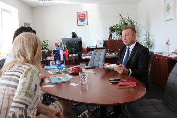 Riaditeľ ŠPÚ prijal záštitu nad konferenciou Oživené učebnice