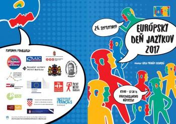 Oslávte aj vy Európsky deň jazykov 2017