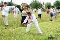 FOTO: Pozrite sa, ako to vyzeralo na súťaži v kosení trávy v Cigeli