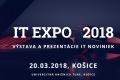 Výstava IT EXPO 2018 ponúka viaceré novinky i duálne vzdelávanie