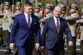PRIPRAVUJEME: Spoločné vyhlásenie a TK premiérov SR a ČR