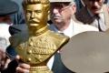 Čestného občianstva zbavovali Stalina v Trenčíne takmer hodinu
