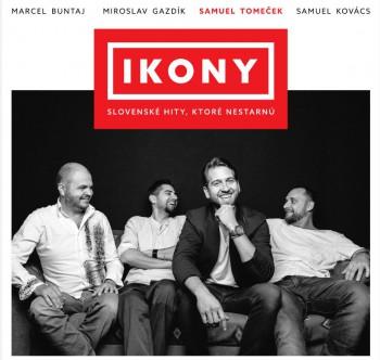 Samuel Tomeček si novým albumom Ikony uctil slovenskú popmusic