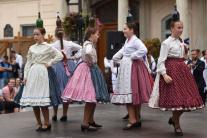 Folklórny festival Trnavská brána.