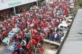 Mládežnícku demonštráciu v Zimbabwe rozohnala polícia
