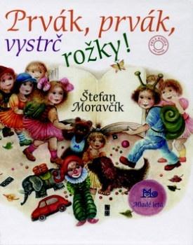 Básnik, prozaik a esejista Štefan Moravčík jubiluje