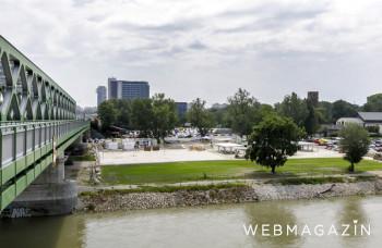Na Tyršovom nábreží v Bratislave otvoria novú mestskú pláž Tyršák