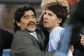 Maradona o Messim: Nechajme ho dovolenkovať