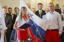 Alexandra Longová (vľavo) a Pavol Kopp