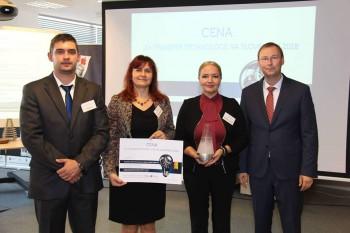 Trenčianska univerzita získala cenu za inováciu roka