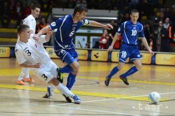 Slovenskí futsalisti odohrajú v auguste 2 prípravné zápasy v Taliansku