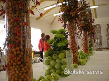 Jablkové hody a dni otvorených dverí SOŠ Rakovice