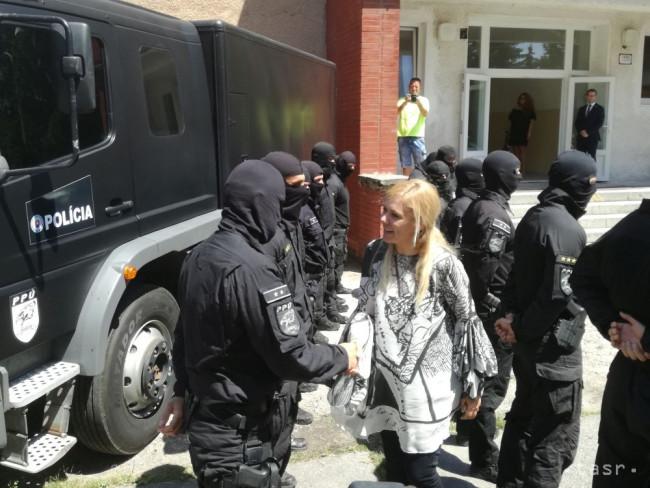 660df867f Pohotovostný policajný útvar (PPÚ), tzv. kukláči, bude v Košiciach pôsobiť  v nových priestoroch policajného areálu na Rampovej ulici.