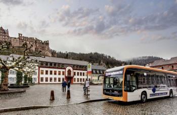 Prvá plnoelektrická autobusová linka