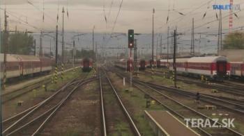 Úprava úseku Lamač - Devínska Nová Ves spôsobí malé meškanie vlakov