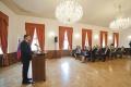 Nové sídlo Súdnej rady SR začína chrániť väzenská a justičná stráž
