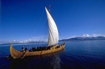 Objavili stopy vzácnej vikinskej lode