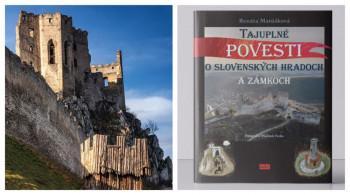 Spoznajte Beckov a jeho hradné hospodárstvo a vyhrajte knihu povestí