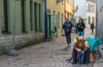 Každý siedmy Slovák žije na hranici chudoby