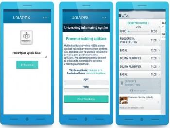 Školský systém v mobile