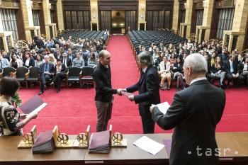 UK podporila projekty mladých vedcov sumou 225.250 eur