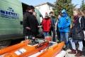 Deň otvorených dverí prilákal do žilinského SHMÚ zhruba 300 žiakov