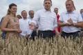 Premiér Fico: Tohtoročná úroda obilnín v SR bude nadpriemerná