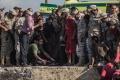 Potopenú loď s migrantmi vytiahli z morského dna, obetí je vyše 190
