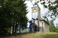 VIDEO Kalváriu s kamenným kostolom postavili v Oščadnici pred 70 rokmi