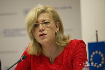 CRETUOVÁ:Tešia nás záväzky SR odstrániť nedostatky pri čerpaní fondov