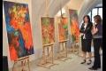 Na 1. letnej výstave galérie DOT sa podieľa 34 výtvarníkov