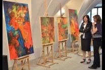 Výstava Farby Afriky