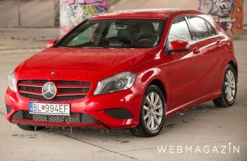 Testovali sme Mercedes A: Ako keby nový model!