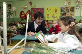 Nový školský rok otvorí Milan Ftáčnik v novomestskej základnej škole