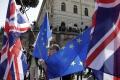 Tisíce podporovateľov Európskej únie pochodovali v Ríme