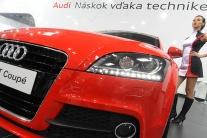 Automobilové novinky na Autosalóne v bratislavskej